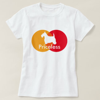 Camiseta Escocés Terrier inestimable