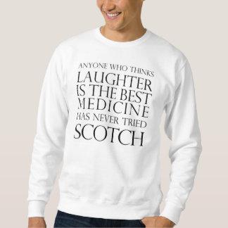 Camiseta escocesa de la risa
