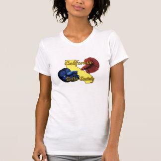 Camiseta Escote redondo de las señoras de la sociedad de