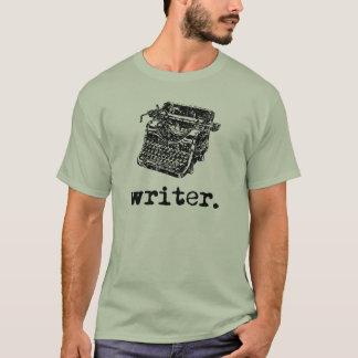 Camiseta Escritor (del tipo)