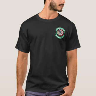 Camiseta Escuadrón de caza de Eagles de la huelga F-15 335o