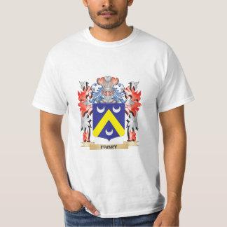 Camiseta Escudo de armas de Fabry - escudo de la familia