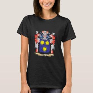 Camiseta Escudo de armas de Fraga - escudo de la familia