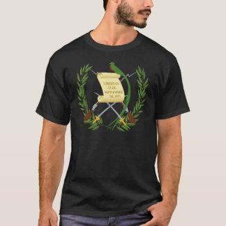 Camiseta Escudo de armas de Guatemala - escudo de armas