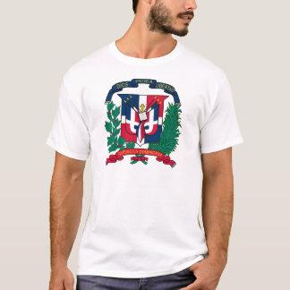 Camiseta Escudo de armas de la República Dominicana