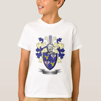 Camiseta Escudo de armas del escudo de la familia de