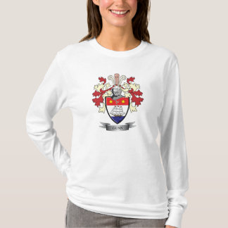 Camiseta Escudo de armas del escudo de la familia de Gunn