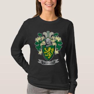 Camiseta Escudo de armas del escudo de la familia de Morgan