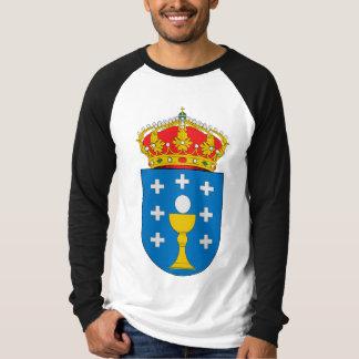 Camiseta Escudo de Galicia