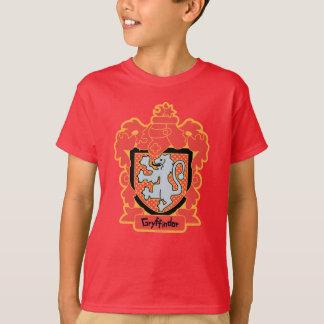 Camiseta Escudo de Gryffindor del dibujo animado