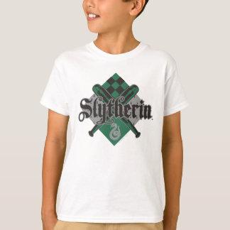 Camiseta Escudo de Harry Potter el | Slytherin QUIDDITCH™