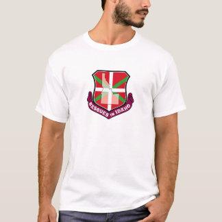 Camiseta Escudo de Ikurrina: Vascos en Idaho,