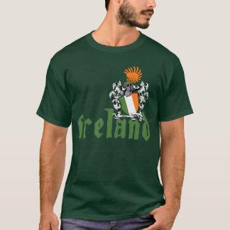 Camiseta Escudo de Irlanda