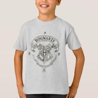 Camiseta Escudo de la bandera de Harry Potter el | Hogwarts
