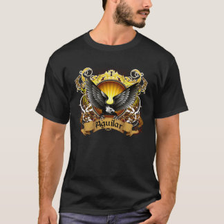 Camiseta Escudo de la familia de Aguilar