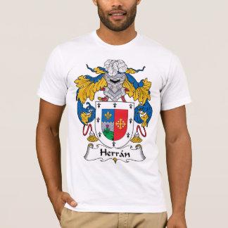 Camiseta Escudo de la familia de Herran