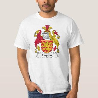 Camiseta Escudo de la familia de Hopton
