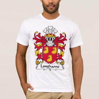 Camiseta Escudo de la familia de Laugharne