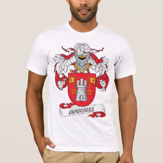 Camiseta Escudo de la familia de Marquez