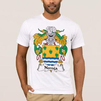 Camiseta Escudo de la familia de Navaja