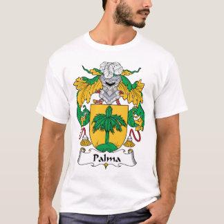 Camiseta Escudo de la familia de Palma