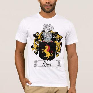 Camiseta Escudo de la familia de Roma