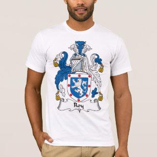 Camiseta Escudo de la familia de Roy