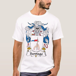 Camiseta Escudo de la familia de Santiago