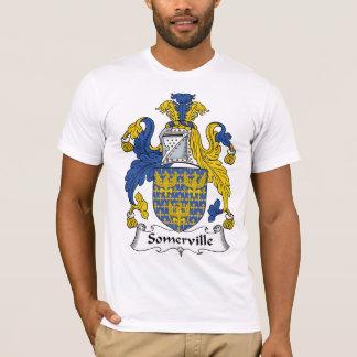 Camiseta Escudo de la familia de Somerville