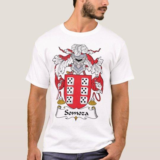 Camiseta Escudo de la familia de Somoza