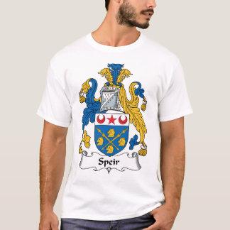 Camiseta Escudo de la familia de Speir