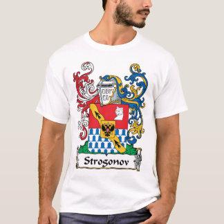 Camiseta Escudo de la familia de Strogonov