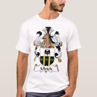 Camiseta Escudo de la familia de Ulrich