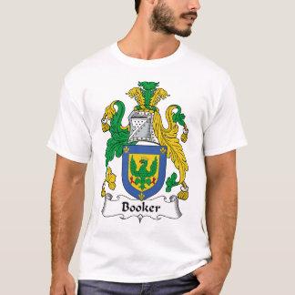 Camiseta Escudo de la familia del Booker