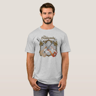 Camiseta Escudo de la guitarra