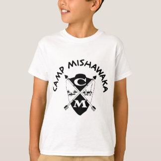 Camiseta Escudo de la obra clásica de Mishawaka del campo