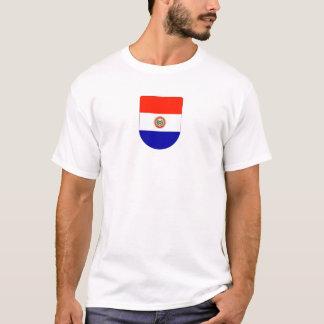 Camiseta Escudo de Paraguay