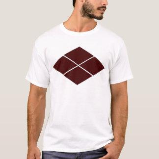 Camiseta Escudo del clan del samurai de Takeda