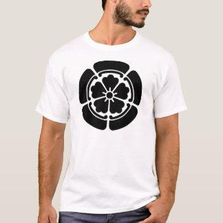 Camiseta Escudo del clan del samurai del Oda