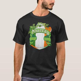 Camiseta Escudo del irlandés de Murray