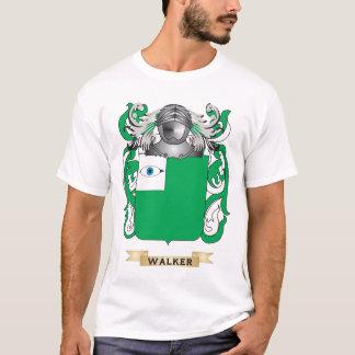 Camiseta Escudo escocés de la familia del caminante (escudo