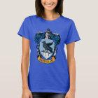 Camiseta Escudo gótico de Harry Potter el   Ravenclaw