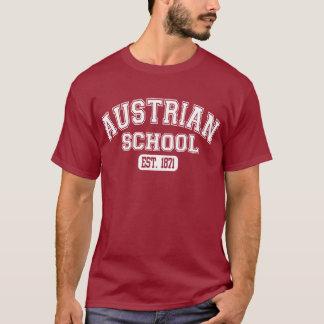 Camiseta Escuela austríaca Est. 1871