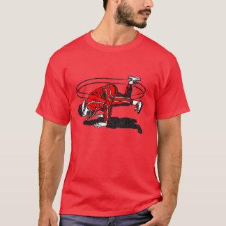 Camiseta escuela vieja Hip Hop Breakdancer de los años 80