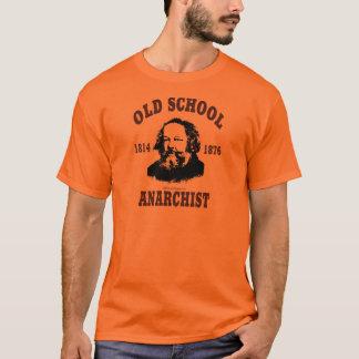 Camiseta Escuela vieja --  Mikhail Bakunin