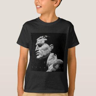 Camiseta Escultura masculina italiana Foro Italico 1