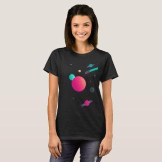 Camiseta Espacio del caramelo
