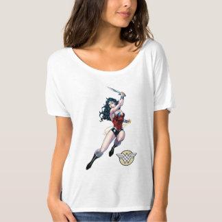 Camiseta Espada de balanceo de la Mujer Maravilla