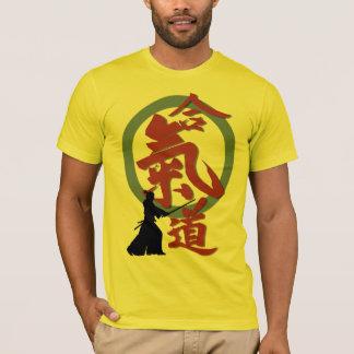 Camiseta Espada del Aikido