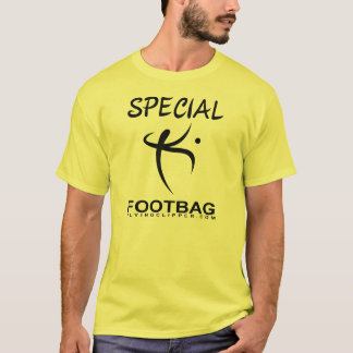Camiseta especial de K Footbag